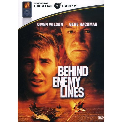 Behind Enemy Lines (Spanish Language Packaging) (Widescreen)