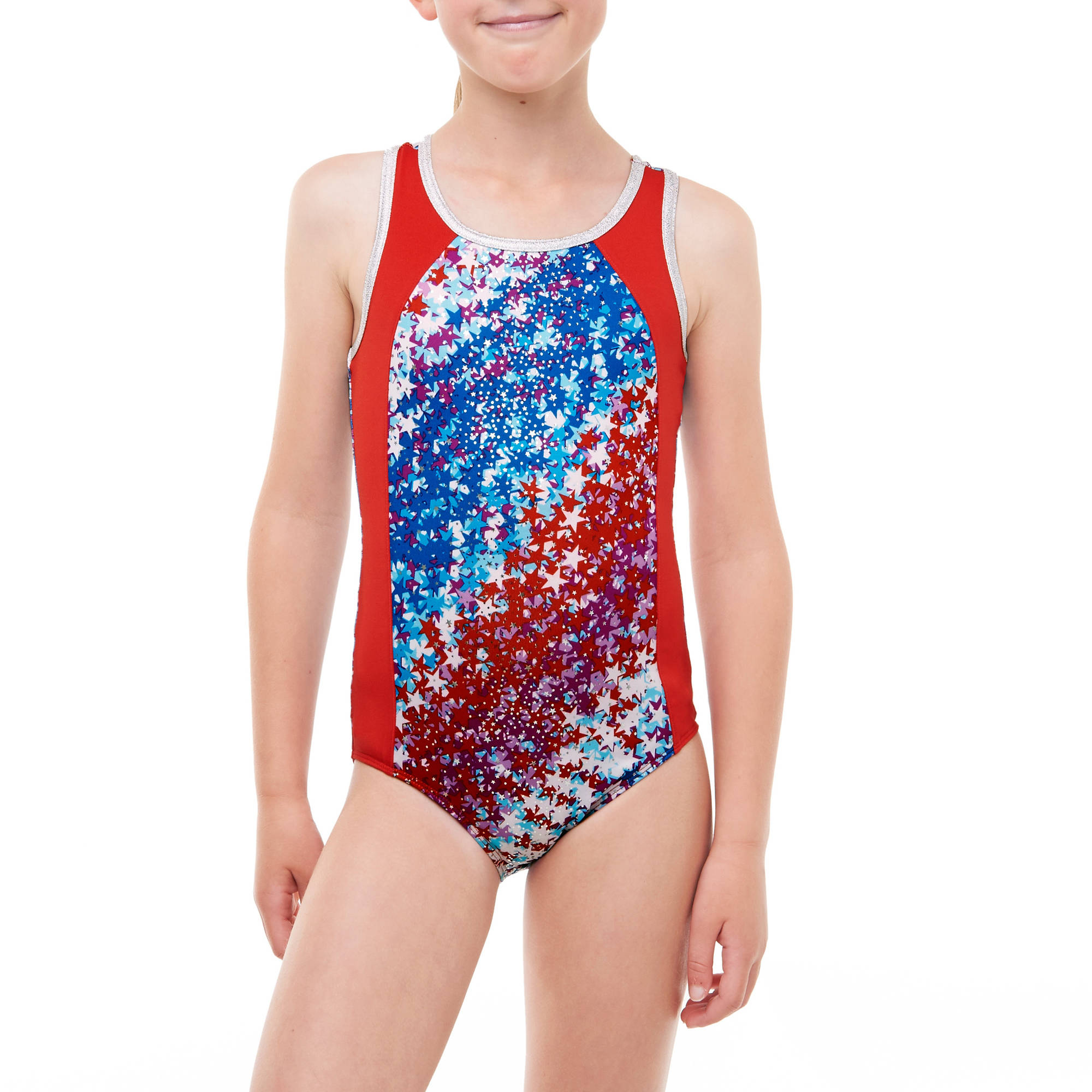 India Boutique Little Girls Starfish Swim Cover-Up