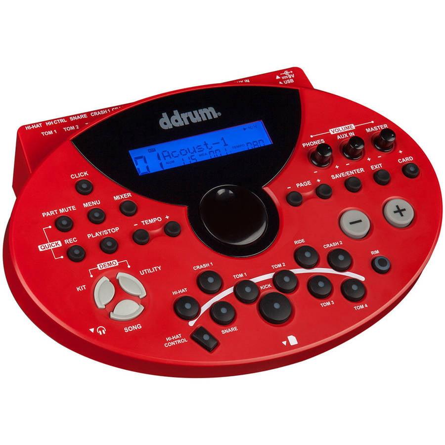ddrum Digital Drum 5x Series Module by ddrum