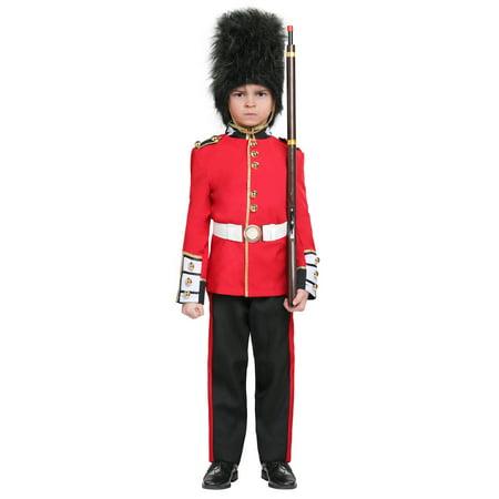 Boys Royal Guard Costume - Guard Costumes