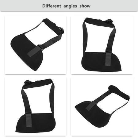 TOPINCN Sangle d'épaule rembourrée douce réglable universelle pour bras pédiatrique pour enfants unisexe, attelle d'immobilisation de bras, bandoulière - image 6 de 7