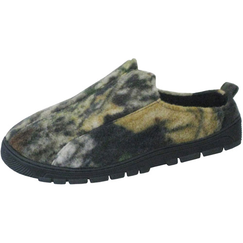 Men's Camouflage Clog Slipper