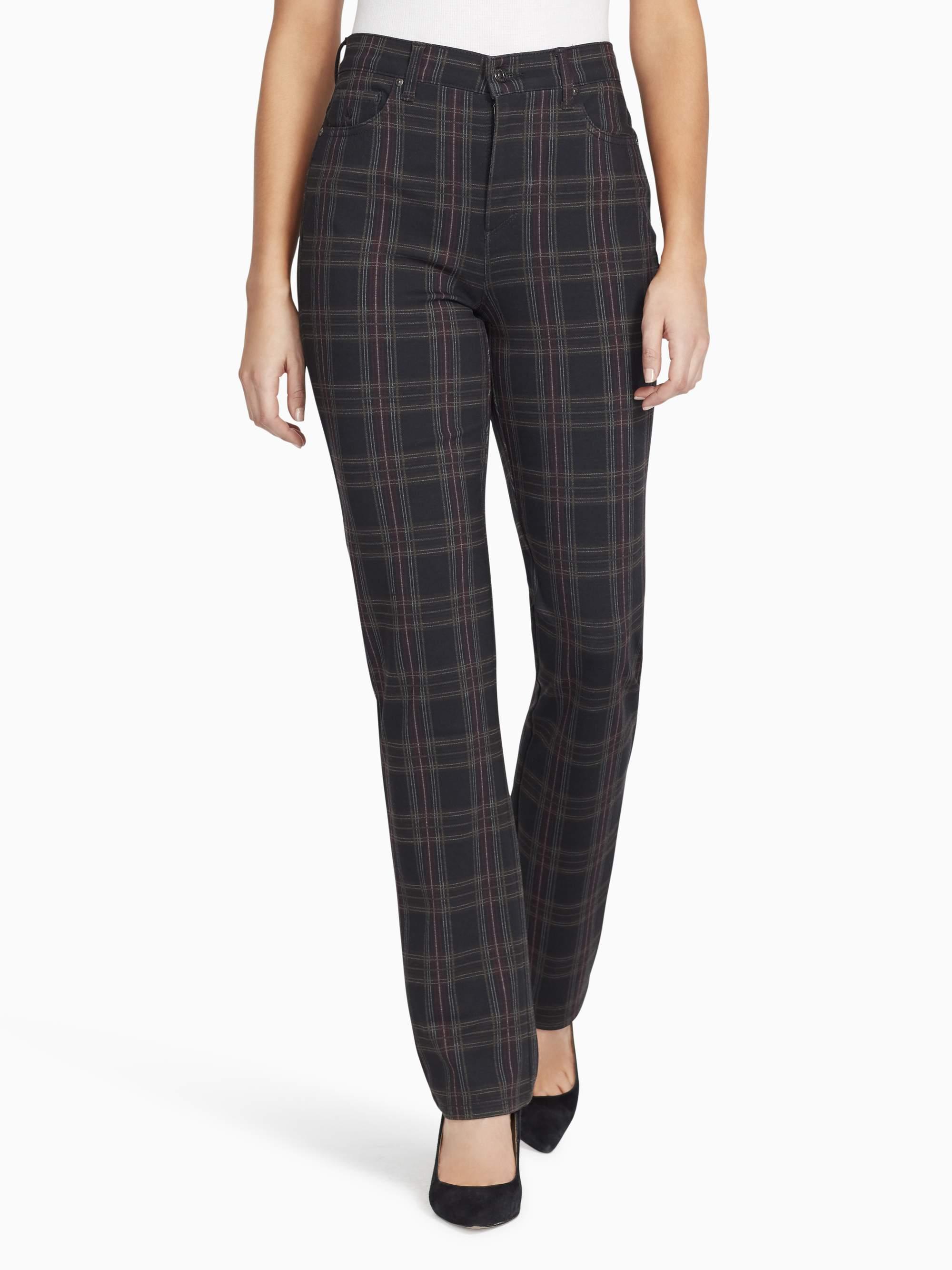 Gloria Vanderbilt Women's Amanda Classic Ponte Pants