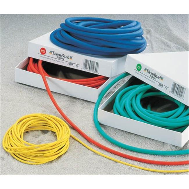 Complete Medical 10067D 25Ft. Thera-Band Resistive Exercise Tubing - Blue