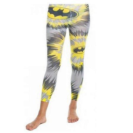 Batman Tights (DC Comics Batman Logo Tie Dye Footless Tights |)