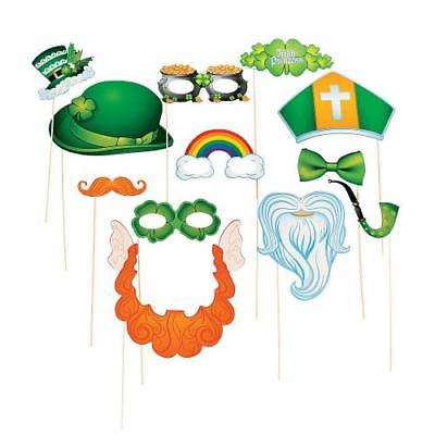 IN-13629529 St. Patrick's Day Costume Photo Stick Props  By Fun Express