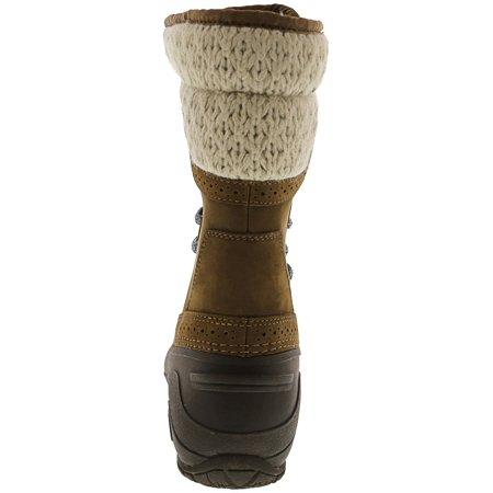 56feca1aa The North Face Womens Shellista II Leather Round Toe Mid-Calf