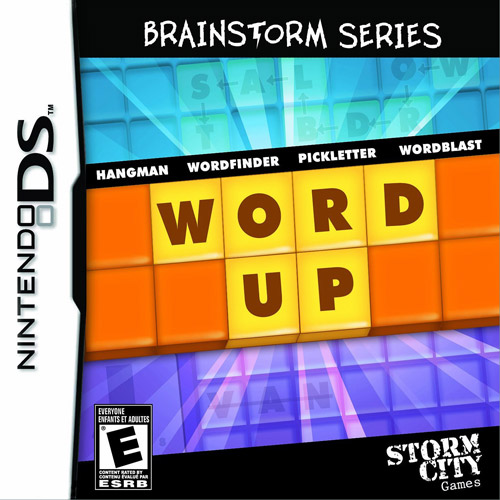 Word Up-Brainstorm Series (DS)