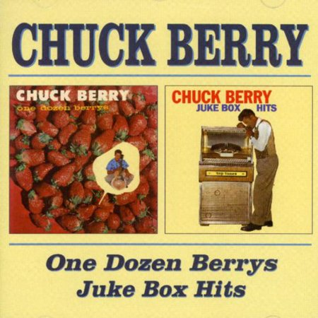 Chuck Berry   One Dozen Berrys Juke Box Hits  Cd