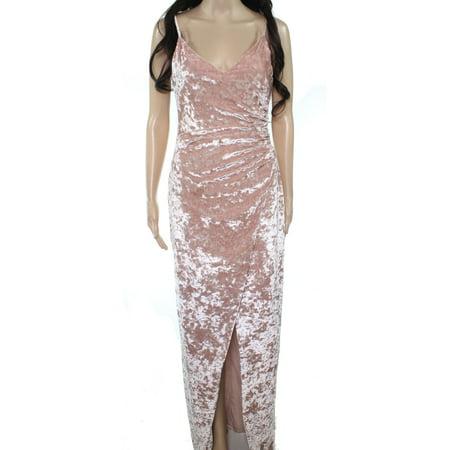 Designer Girls Dresses Sale (Womens Dress Sheath Velvet Ruched V Neck)