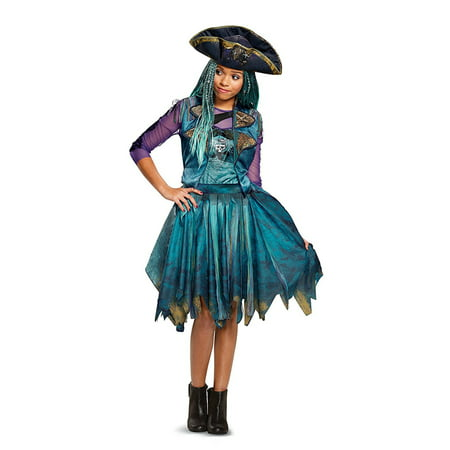 Uma Isle of the Lost Classic Girls Child Halloween Costume