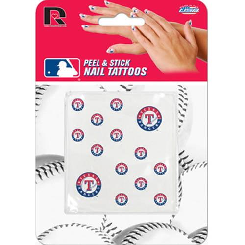 Rico Industries Inc. Arkansas Razorbacks Peel & Stick Nail Tattoos 14 ct Pack