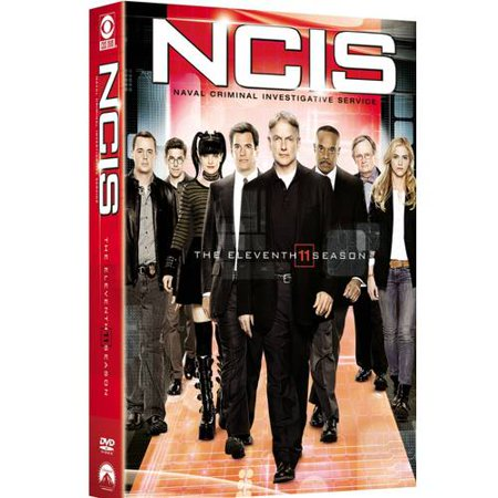 Ncis 11Th Season  Dvd 6Discs