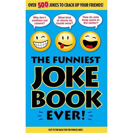 The Funniest Joke Book Ever! - Funniest Halloween Jokes Ever