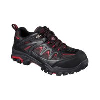 Men's Skechers Work Delleker Steel Toe Waterproof Sneaker