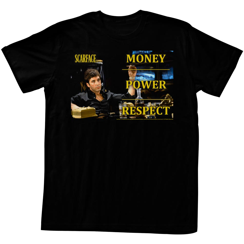American Classics Scarface Monpowres T Shirt