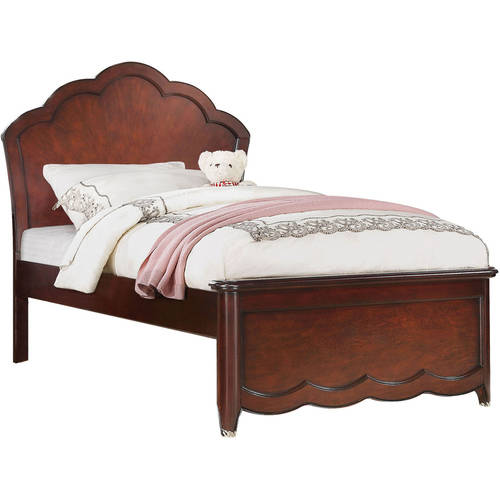Cecilie Full Bed, Cherry