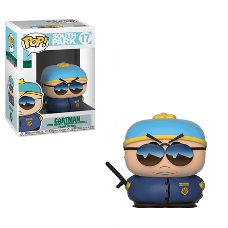 Funko POP! TV: South Park W2 - Cartman](South Park Halloween Avengers)
