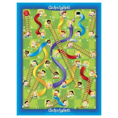 Chutes & Ladders Game](Chutes And Ladders Game)