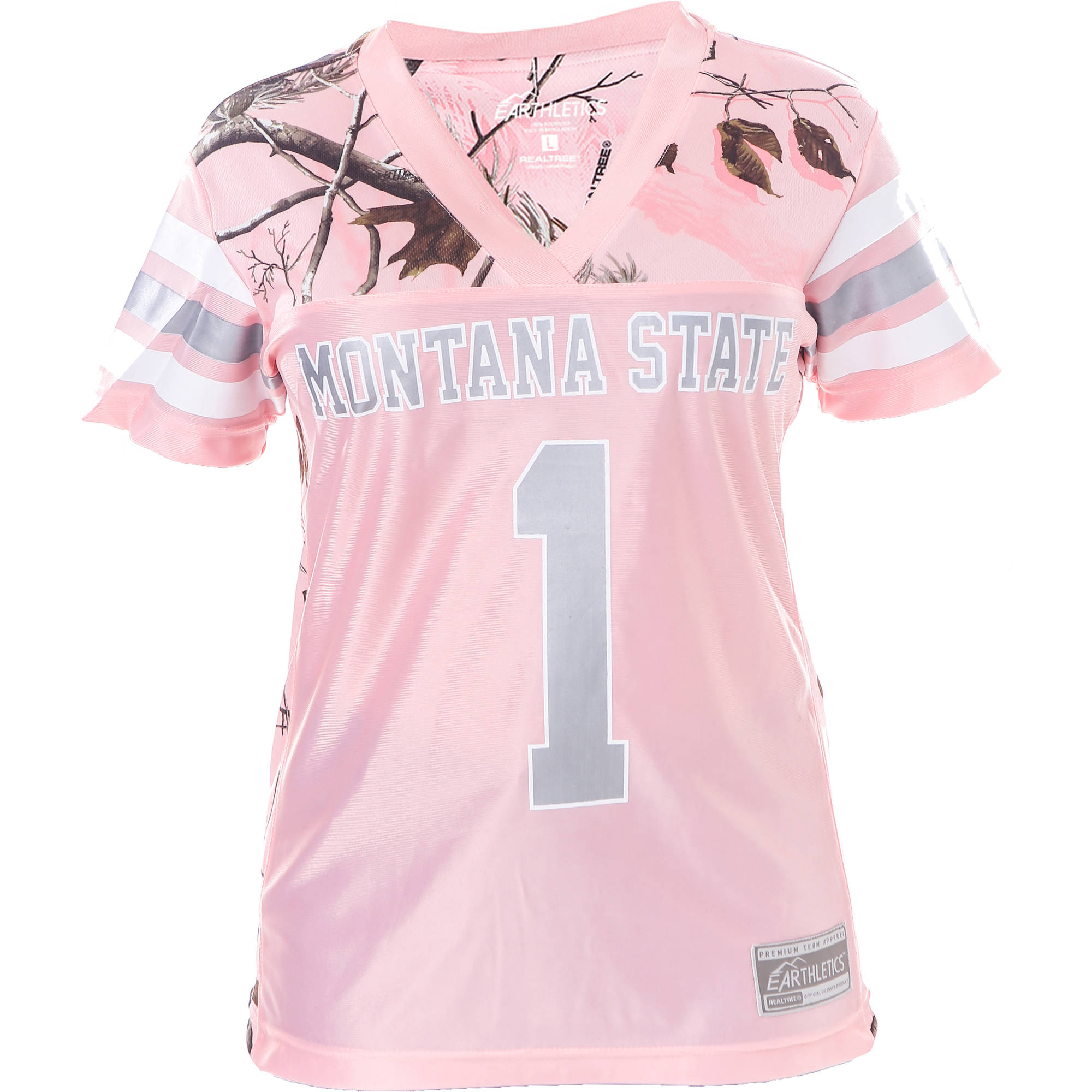 NCAA Montana Ladies Pink Game Day Jersey