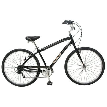 Schwinn Brookline cruiser bike, 27.5 inch wheel, 7 speeds, mens,