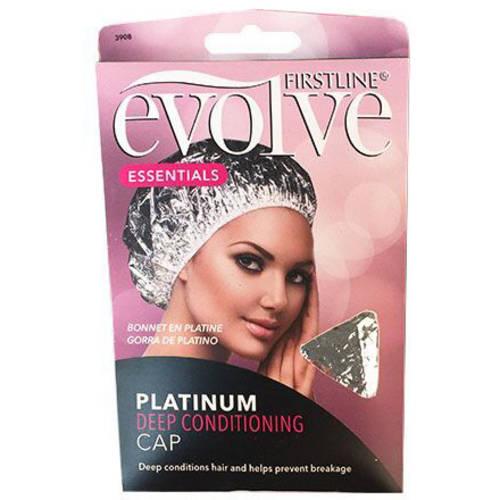 Evolve Conditioning Cap, Platinum