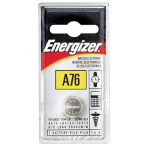 (5 pack) Energizer 1.5-Volt A76 Photo & Electronic Battery
