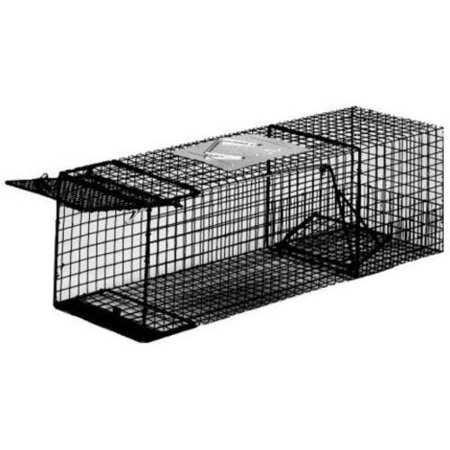 Kness Kage-All Small Raccoon Trap (Best Raccoon Bait For Dog Proof Traps)