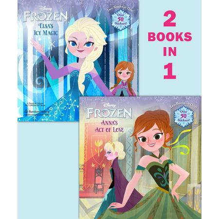 Anna's Act of Love/Elsa's Icy Magic (Disney
