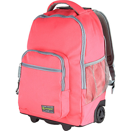 ecogear Rolling Dhole Laptop Backpack
