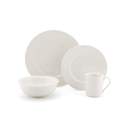 Mikasa Italian Countryside 4-Piece Place Setting, Service for 1