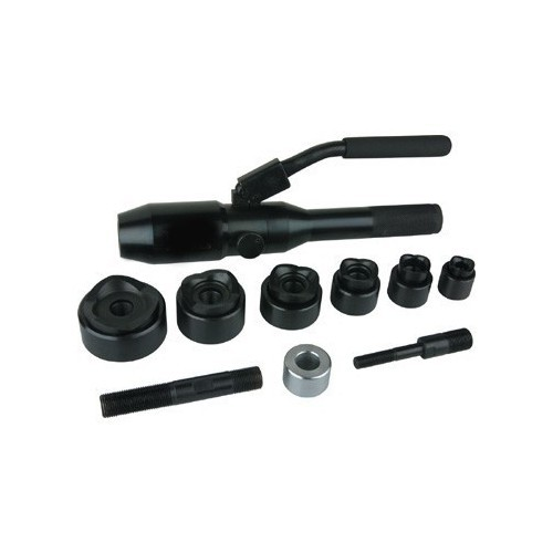 """Hole Punch Kit - Hydraulic Tool 1/2"""" to 2"""""""