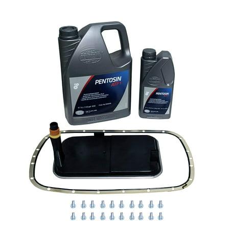 Pentosin 1058206-KIT-3 Automatic Transmission Fluid Service Kit. 5 l. 1