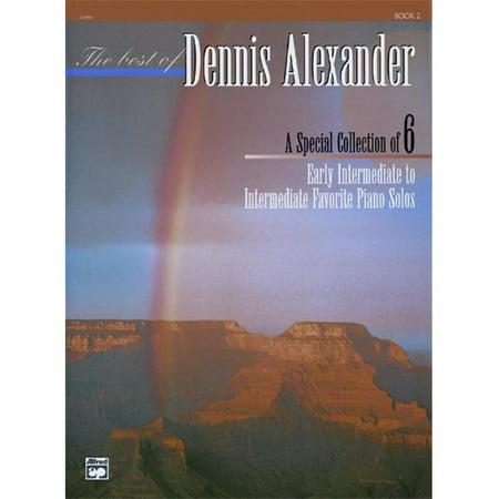 Alfred 00-14694 Le meilleur de Dennis Alexander-Book 2 - Music Book - image 1 de 1
