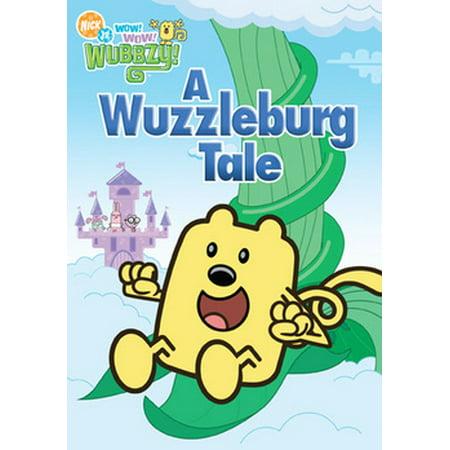 Wow Wow Wubbzy: A Wuzzleburg Tale (DVD) - Halloween Songs Wubbzy