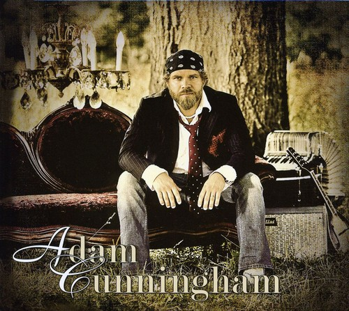 Adam Cunningham - What About Tonight [CD]