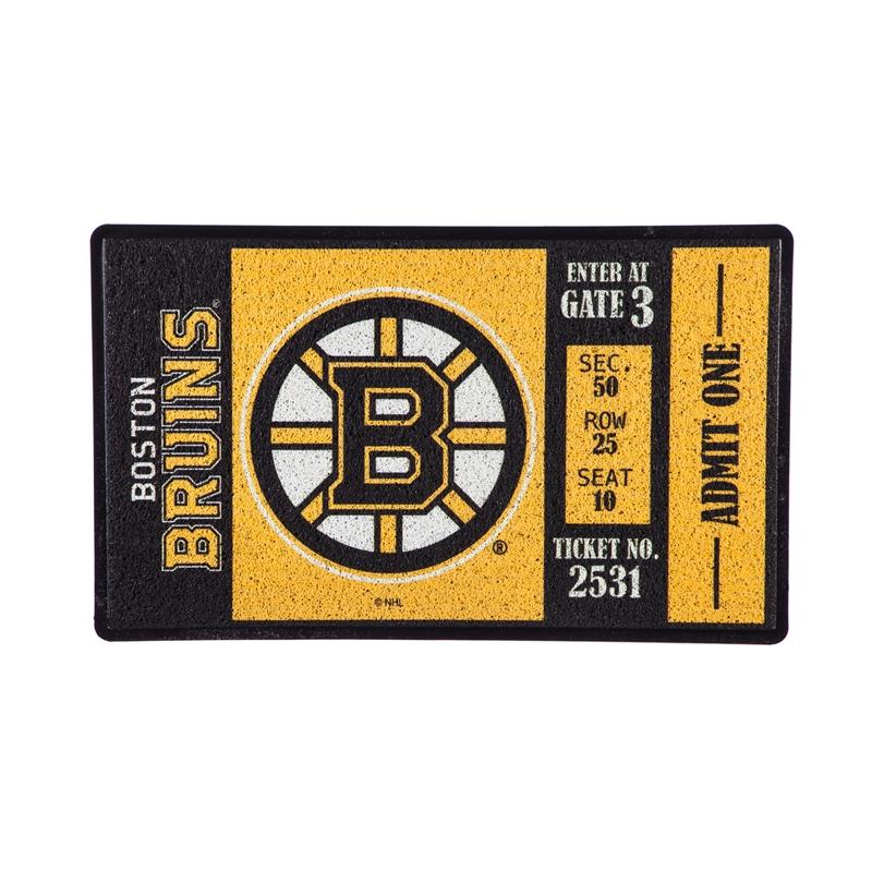 Turf Mat, Boston Bruins