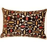 Dakotah Pillow Centric Knife Edge Lumbar Pillow (Set of 2)