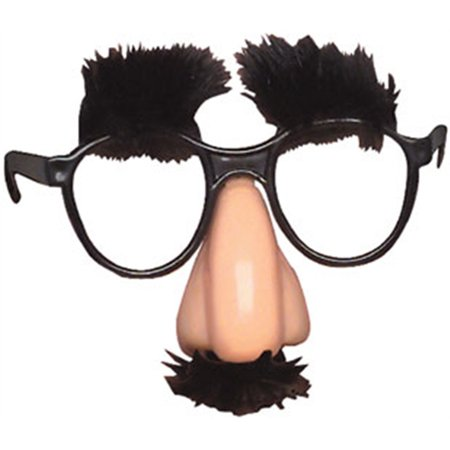 Childs Groucho Marx Marks Nose Glasses Moustache Eyebrowse - Groucho Marx Glasses