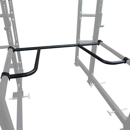 Cross-Rack X Dip Bar Attachment For Titan T-3 Power Rack