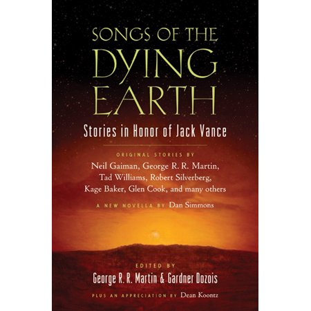 Short Halloween Songs (Songs of the Dying Earth : Short Stories in Honor of Jack)