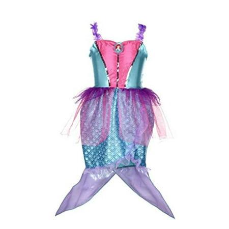 Disney Princess Ariel Mermaid - Ariel Land Dress