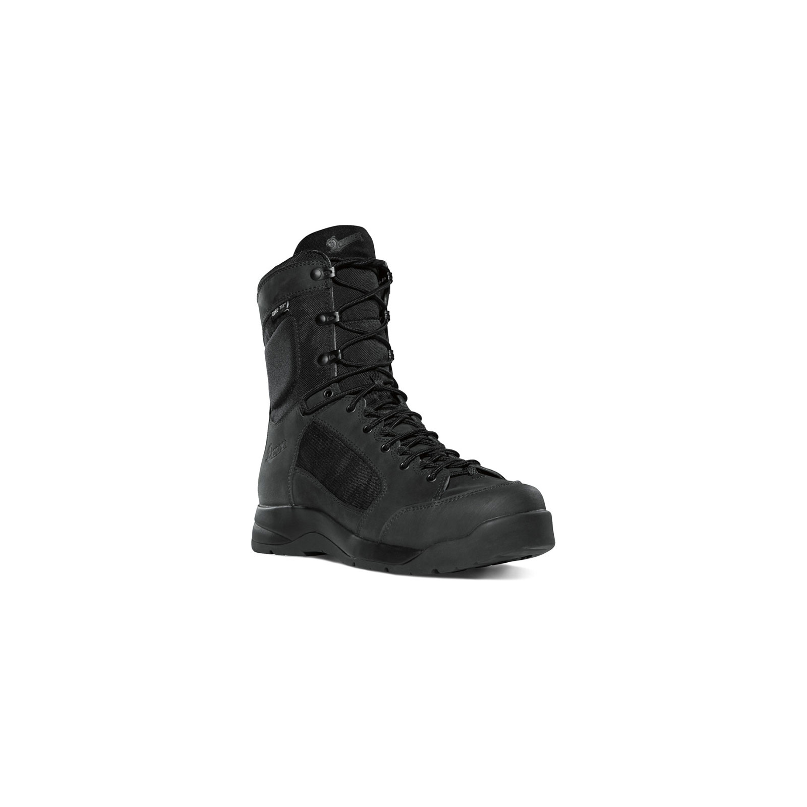 Danner Mens Danner Flight Assault (DFA) GTX Black Duty Boots 15404 ...