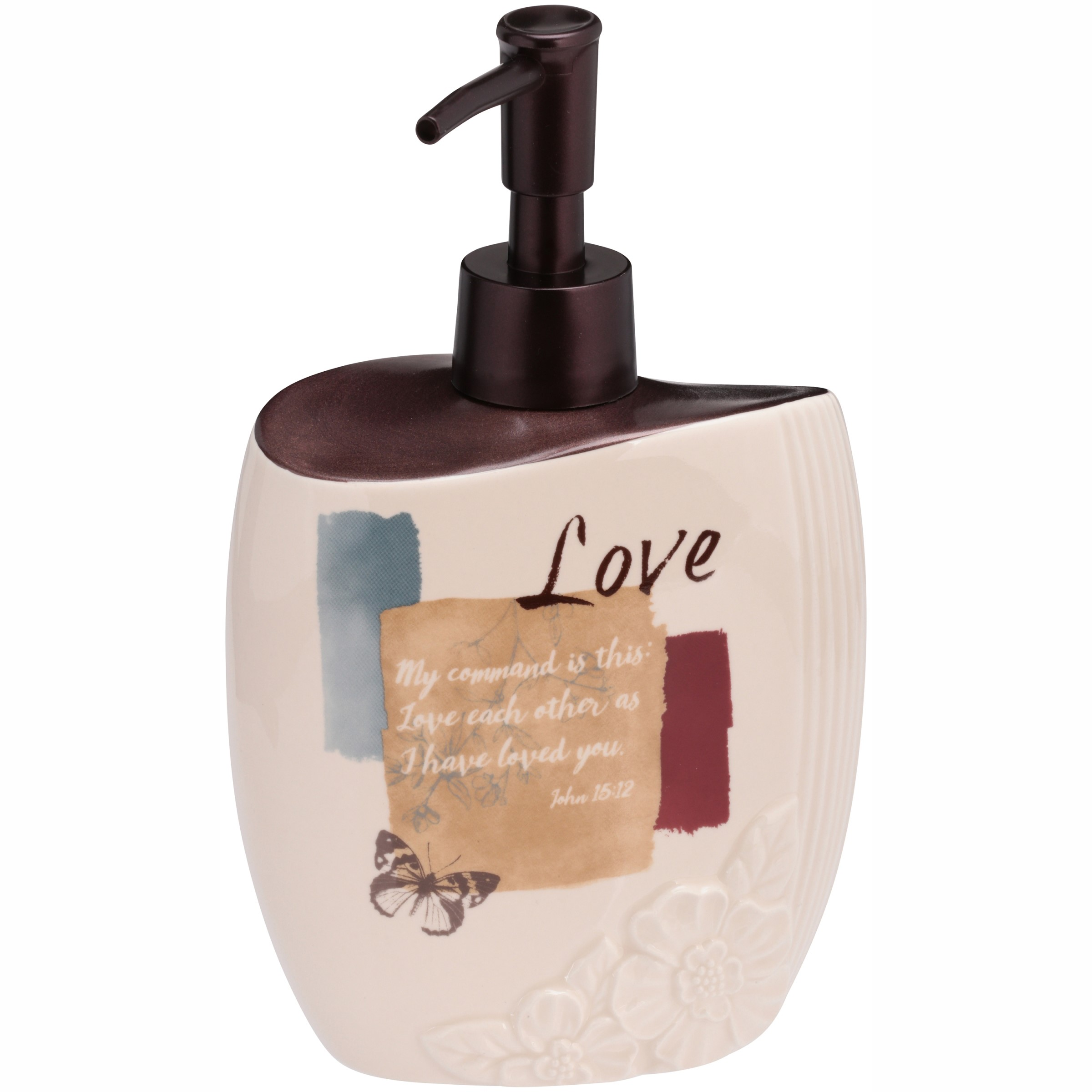 Mainstays Solace Lotion Dispenser, 1 Each