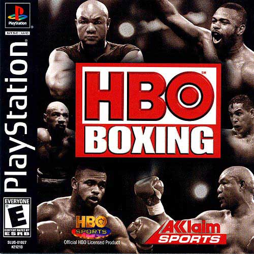 HBO Boxing PS