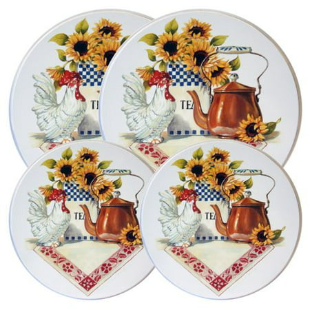 Basics Appliances (Calypso Basics, Tin Burner Cover Set 2-8
