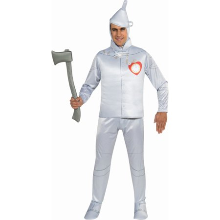 The Wizard Of Oz Tin Man Costume Adult One Size Fits Most - image 1 of 1