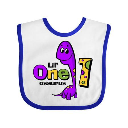 Dinosaur 1st Birthday (Purple Dinosaur 1st Birthday Baby)