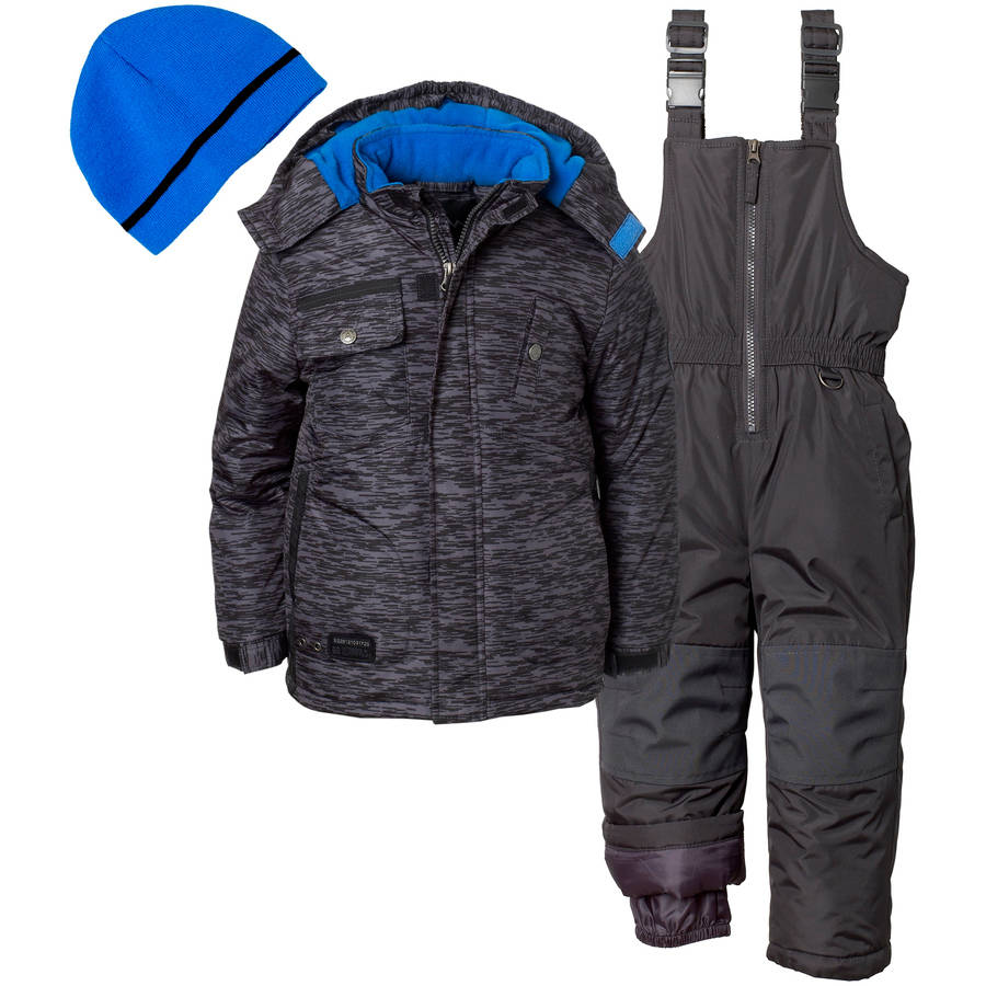iXtreme Boys' Tonal Print Better Snowsuit