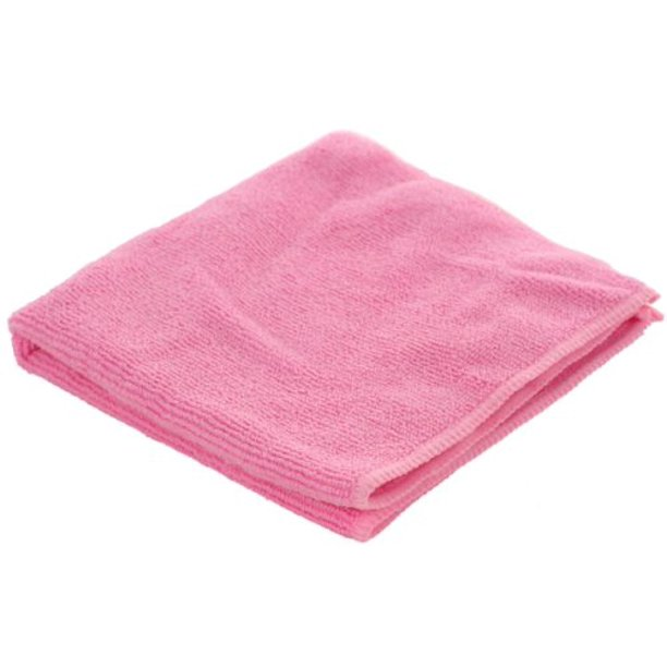 Pole Dancing Microfiber Cloth in Pink for Pole and Body Use 3-PACK